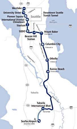 Seattle/Central Link Light Rail